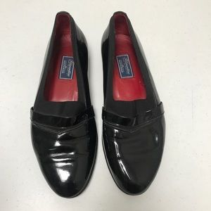 Bostonian Florentine Patent Leather Loafers